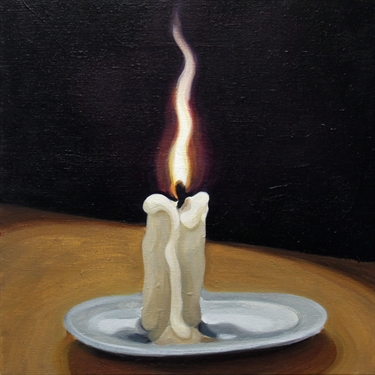 Max Berry - Candle, 38x38